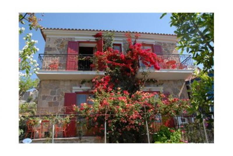 Appartementen Dionyssos - Molyvos - Lesbos